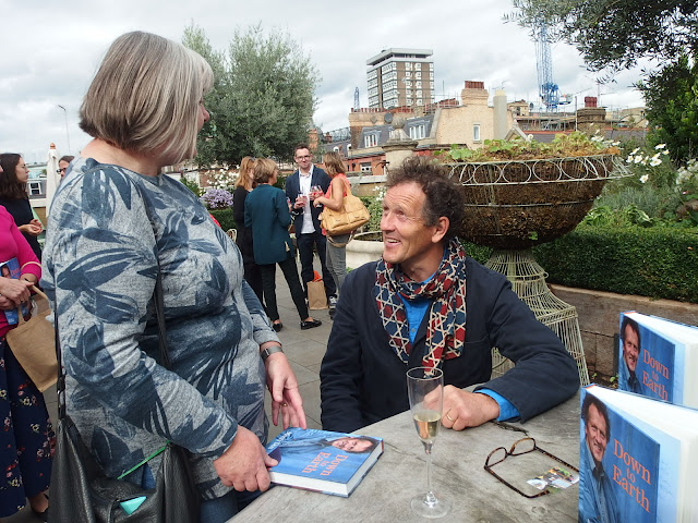 Meeting Monty Don