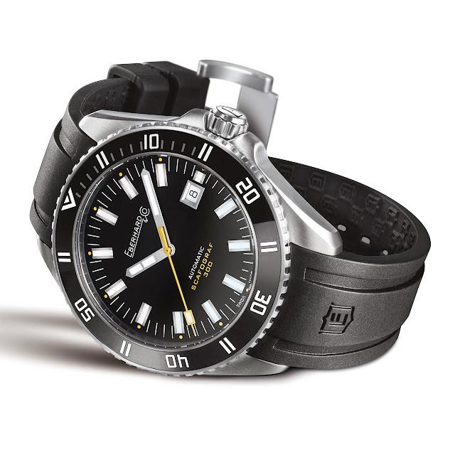 Eberhard & Co Scafograf 300 Mechanical Automatic Watch