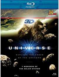The Universe 7 Wonders Of The Solar System 3D 2007 720p 1080p Full Download Bluray