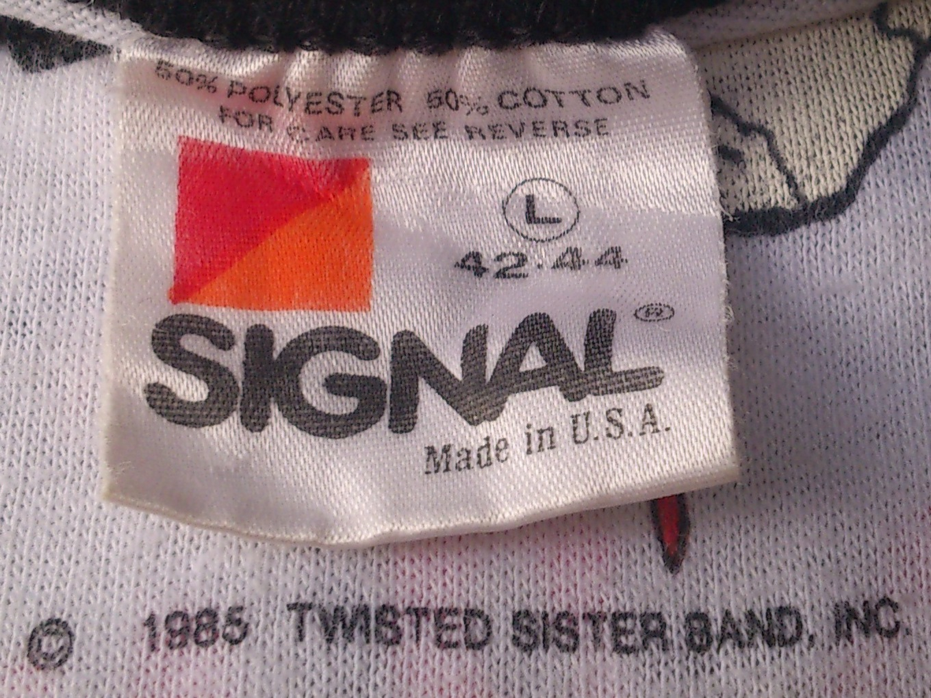ad45523f57b83 Chakoi Bundle: Vintage '85 TWISTED SISTER 'Come Out & Play' 3 ...