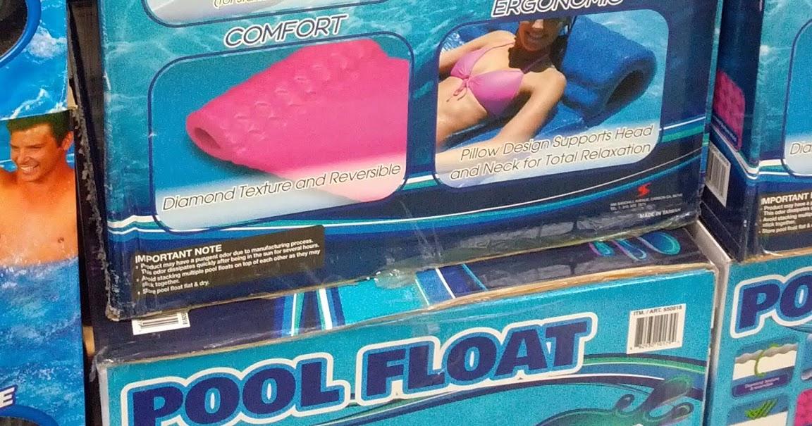 Sport Dimension Pool Float Costco Weekender