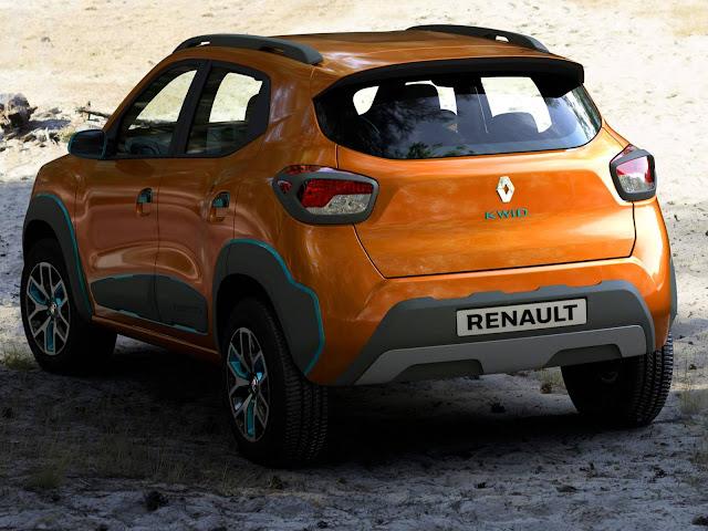 Renault Kwid - Brasil