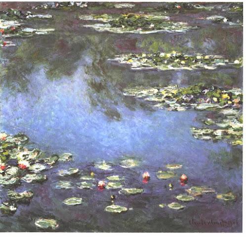 Nenúfares - Monet