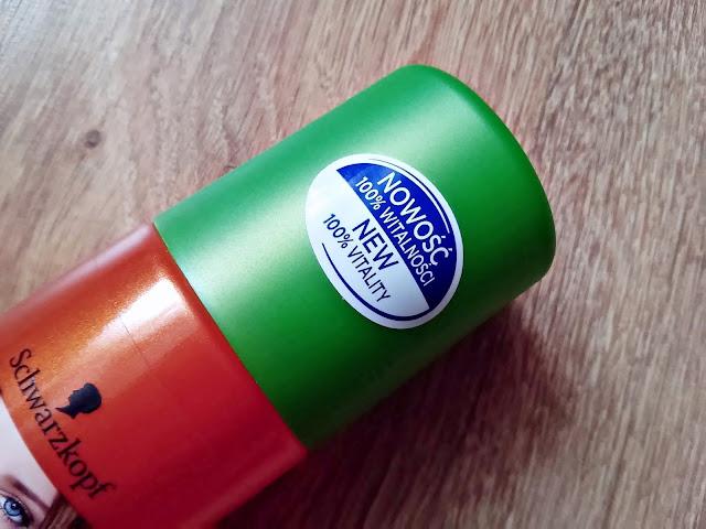 Schwarzkopf, Schauma - Sea Buckthorn Vital - Pielęgnujący spray bez spłukiwania z ekstraktem z rokitnika, do włosów osłabionych i bez energii, zamknięcie opakowania