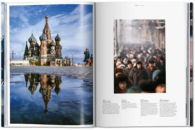 Europa. National Geographic. La vuelta al mundo en 125 años. 3