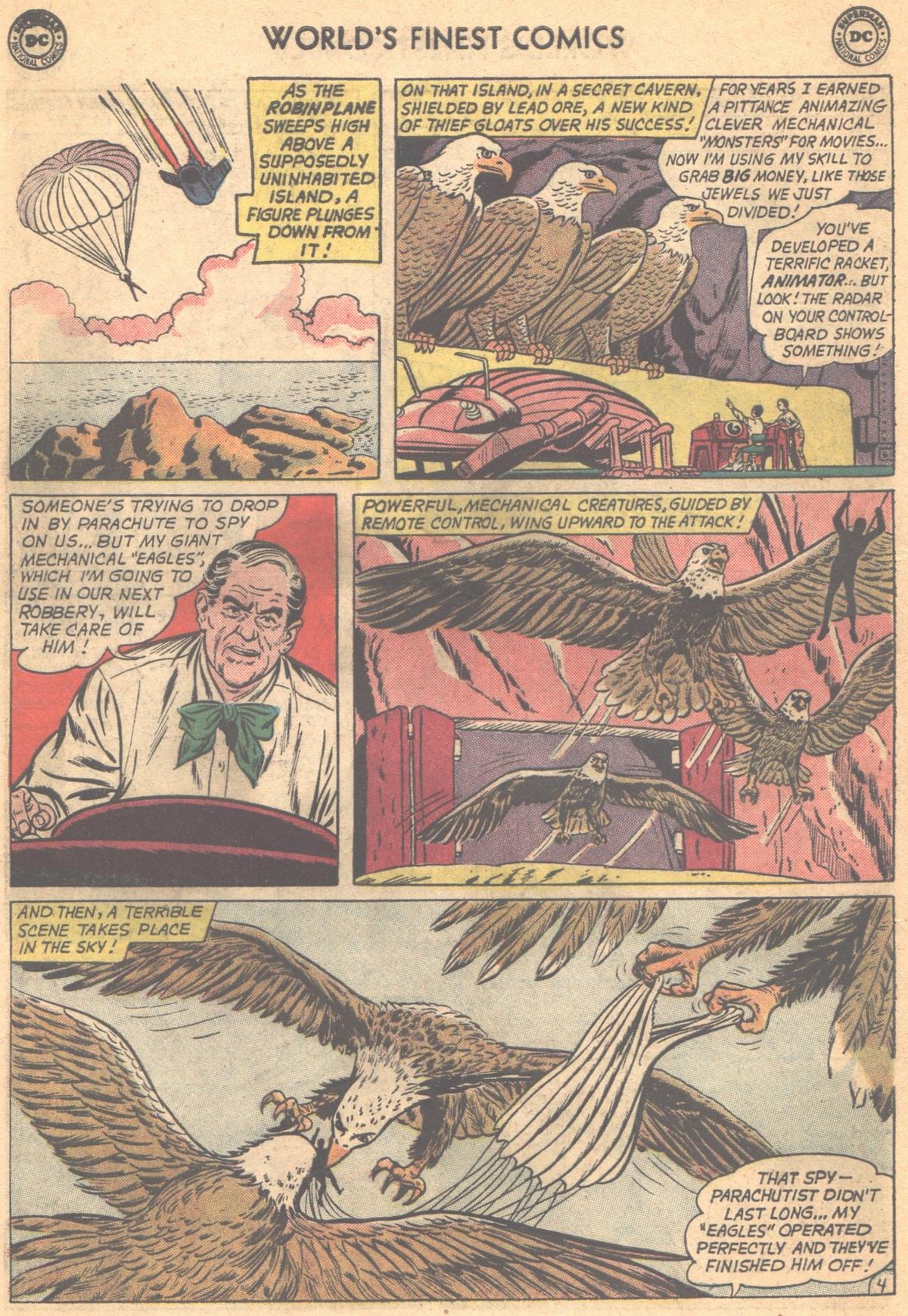 Read online World's Finest Comics comic -  Issue #147 - 18