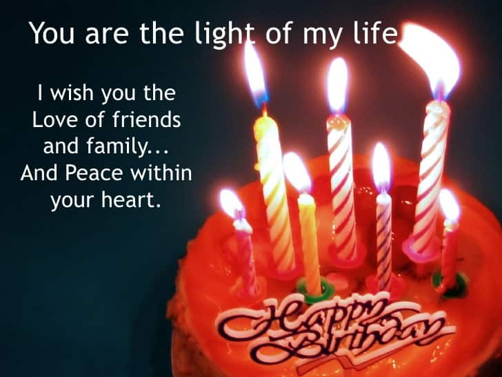 Happy Birthday Wishes Images Quote