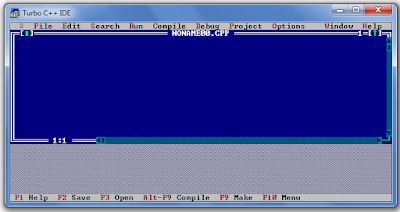 Cara Menginstal Aplikasi C ++ (Turbo)