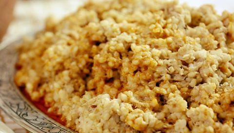 ramazan sofrası keşkek tarifi