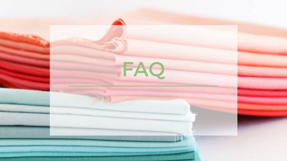 FAQ | Shannon Fraser Designs | I'm giving answers to your Frequently Asked Questions! | Modern Quilting | Quilt Pattern Designer
