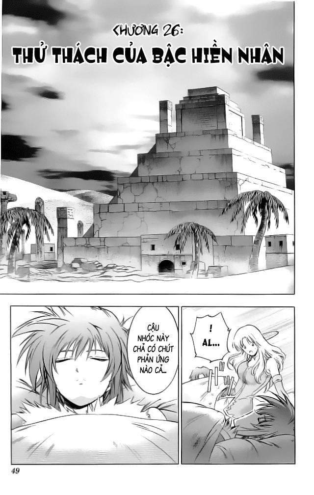 Fire Emblem - Hasha no Tsurugi chap 026 trang 4