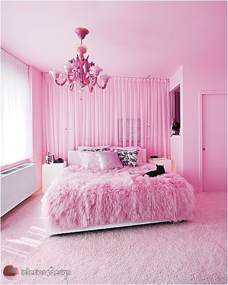 pink bedrooms for teen girls 3