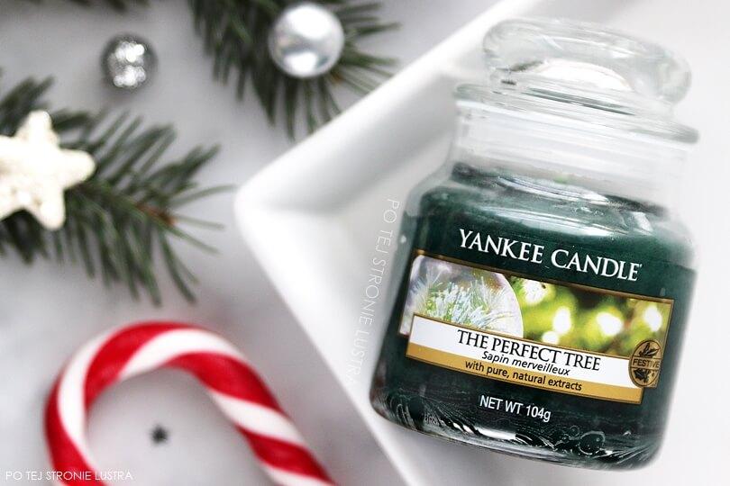 the perfect tree yankee candle świeca zapachowa
