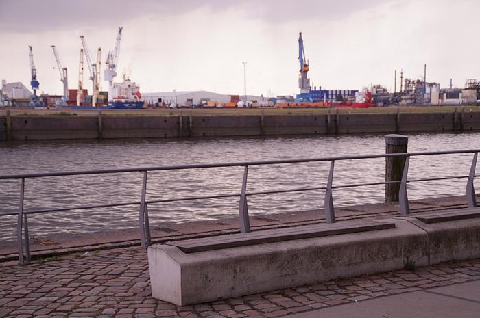 Hamburg Hafencity und Hafen   Tasteboykott