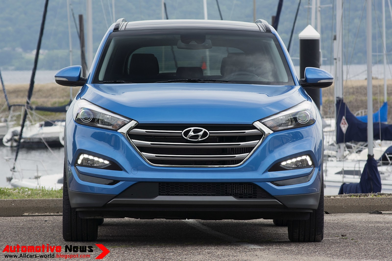 automotive news 2016 hyundai tucson review. Black Bedroom Furniture Sets. Home Design Ideas