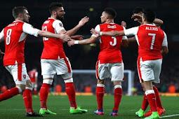 Cuplikan Gol Arsenal vs Huddersfield 5-0