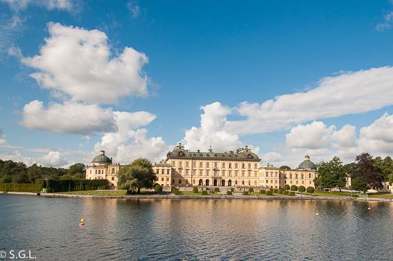 Estocolmo. Palacio de Drottningholm