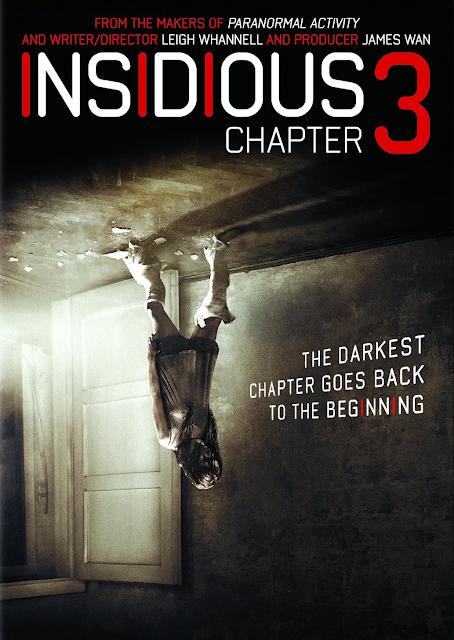 Insidious: Chapter 3 [DVD9] [Latino]