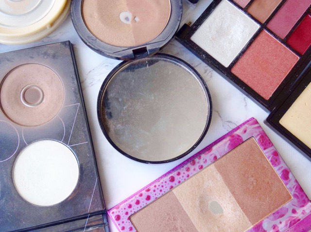 Makeup I've Hit Pan On / Pan Porn