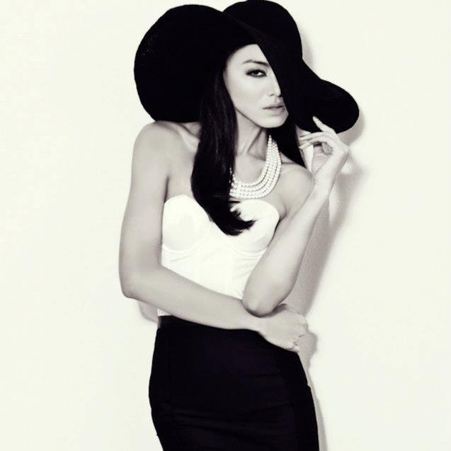 Whulandary Herman Miss Universe Indonesia 2013 - Miss ...