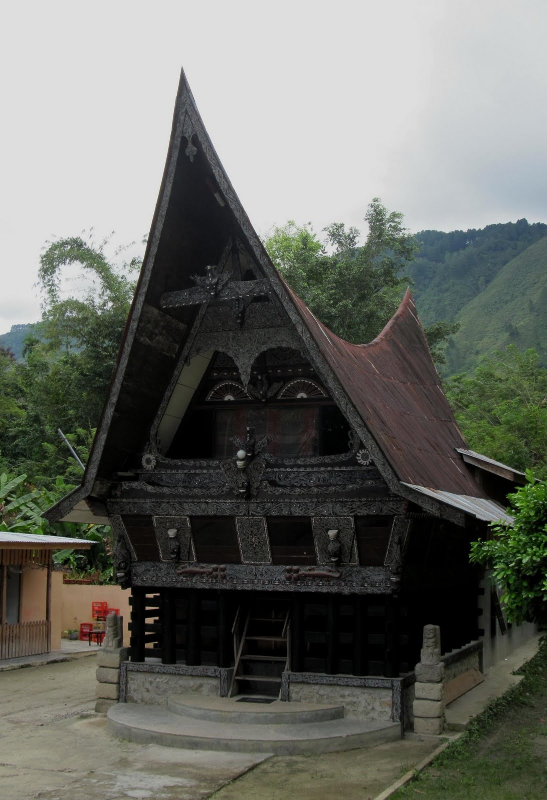The Architecture Of Indonesia The Fact Of Indonesia