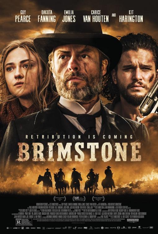 Nonton Film Brimstone (2016)
