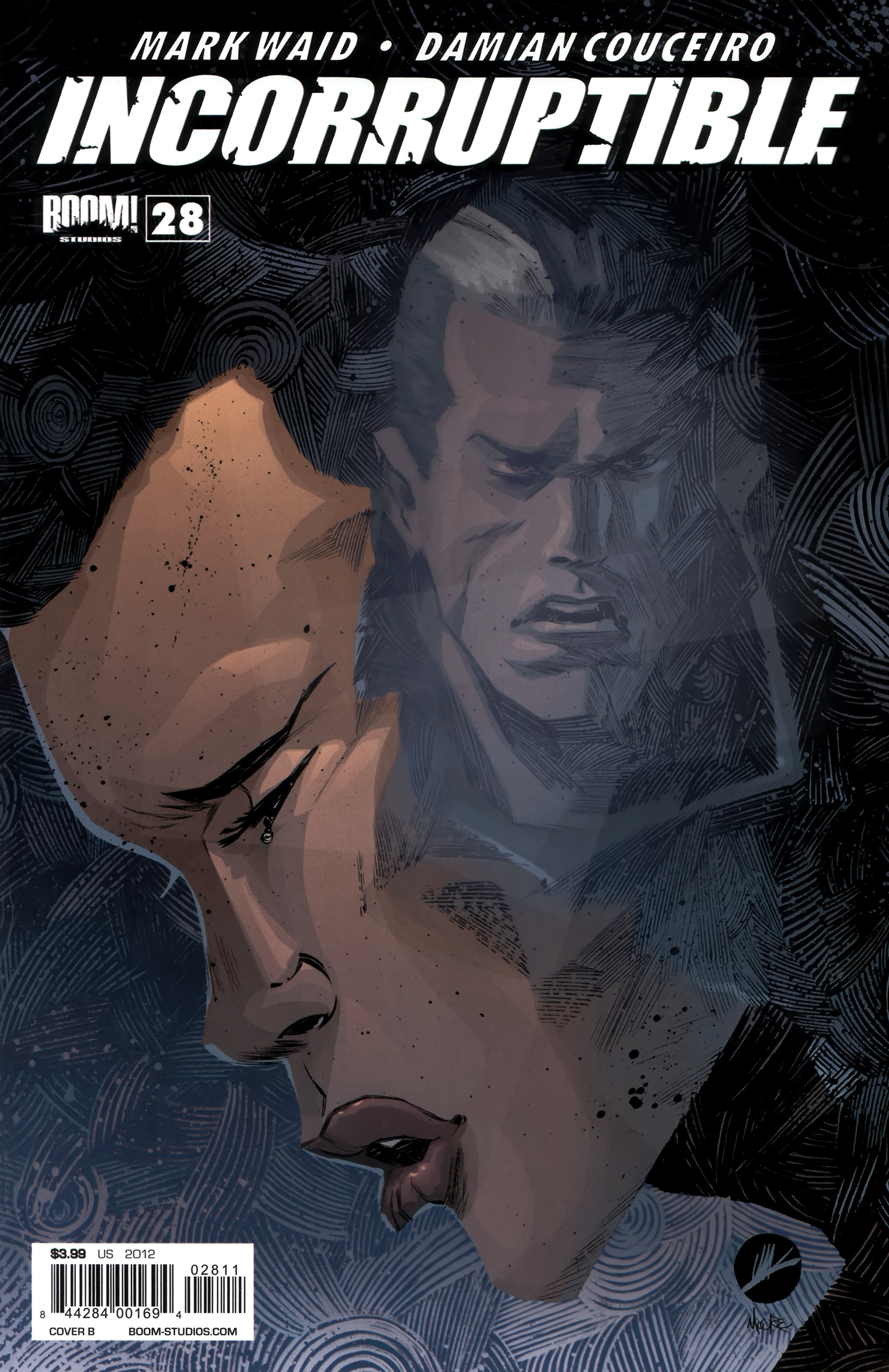 Read online Incorruptible comic -  Issue #28 - 2