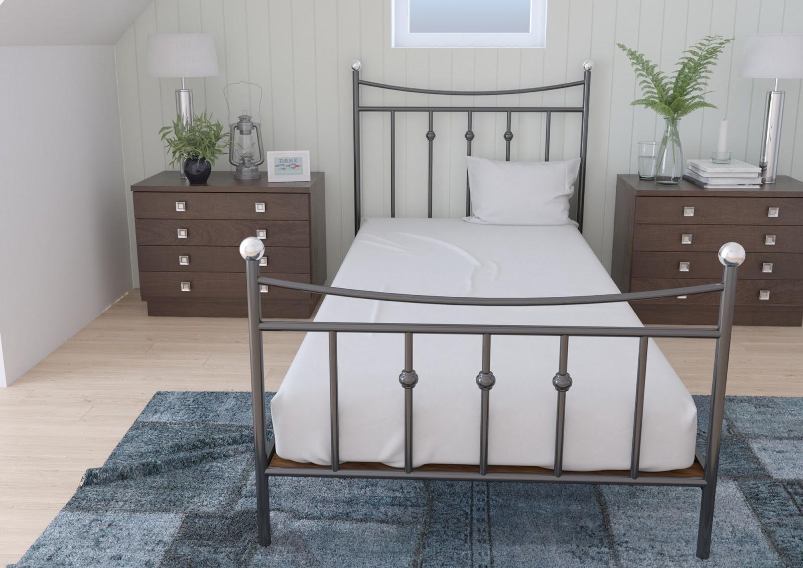 Blog O łóżkach Metalowych Twoja Sypialnia Nasze