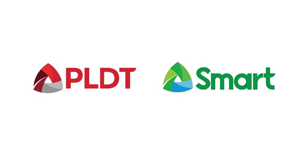 PLDT, Smart reveal new company logo