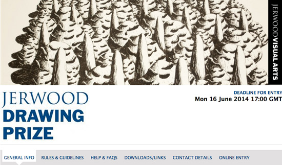 Jerwood Drawing Prize 2014