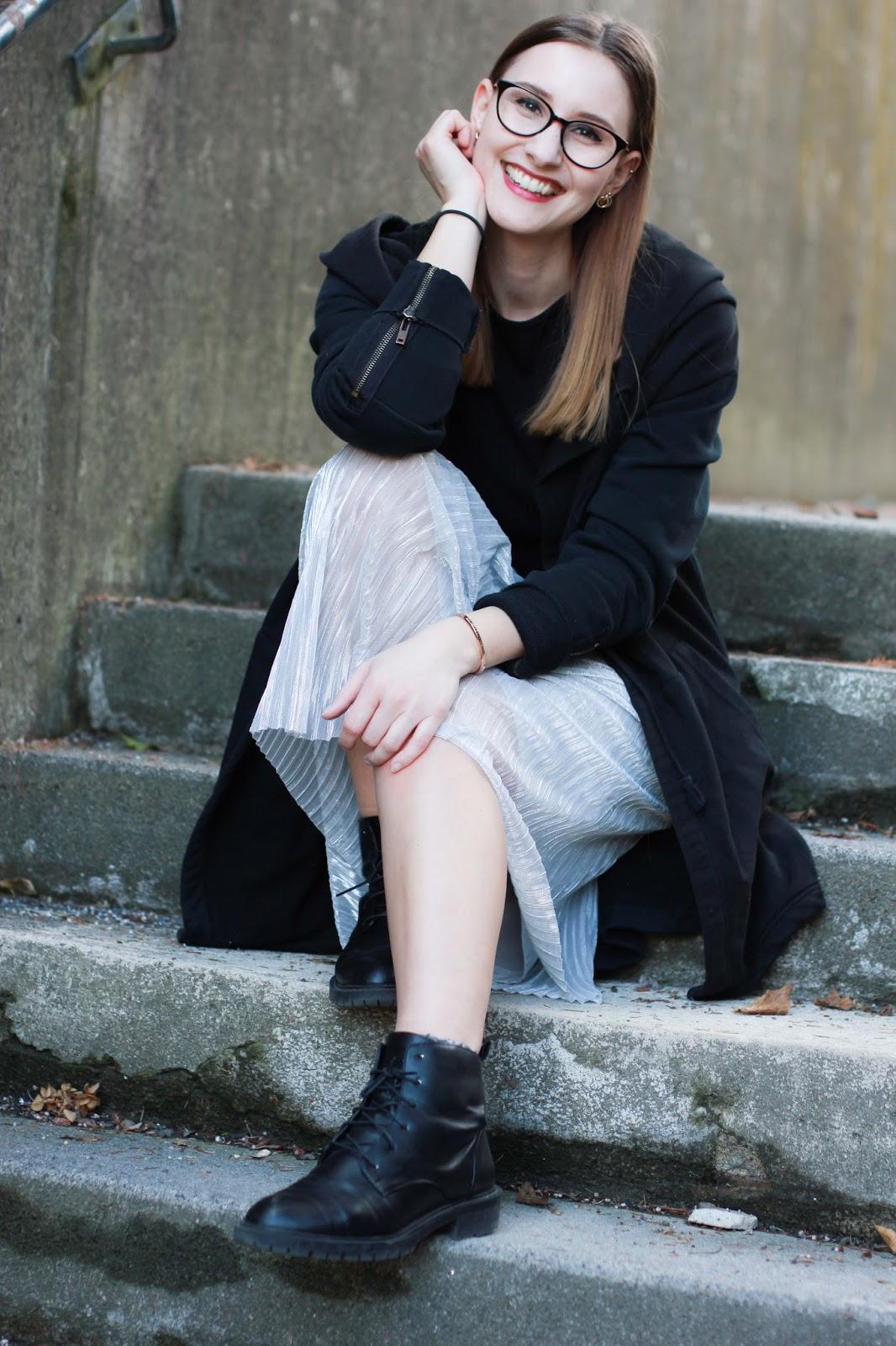 Hoodie Fashion-Challenge von Verena von Who is Mocca?