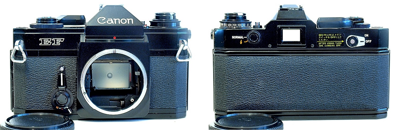 Canon EF (Black Beauty)