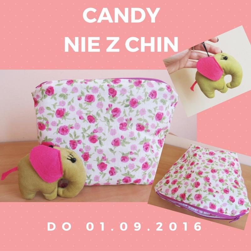 Candy Nie z Chin