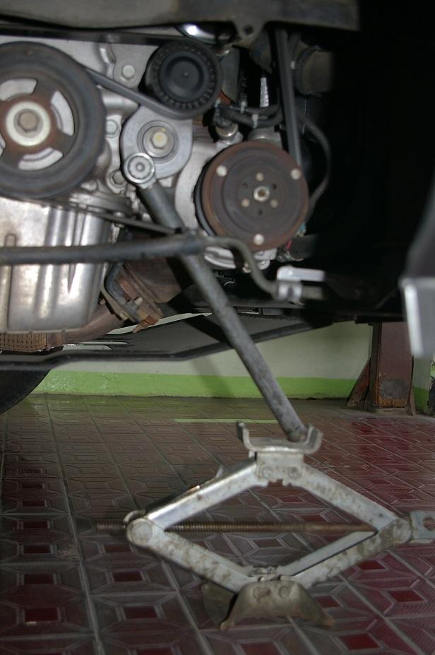 Tips Melepas Bongkar Belt Tensioner Bearing Chevrolet Spin Tototewel