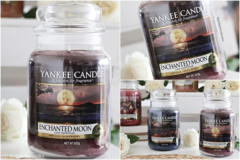 yankee candle enchanted moon