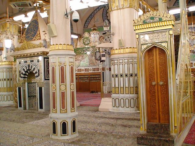 Tempat Paling Favorit di Kota Madinah