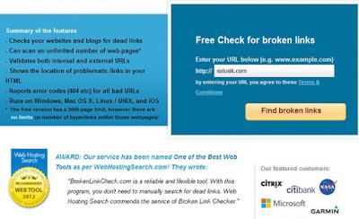 Brokenlinkcheck.com