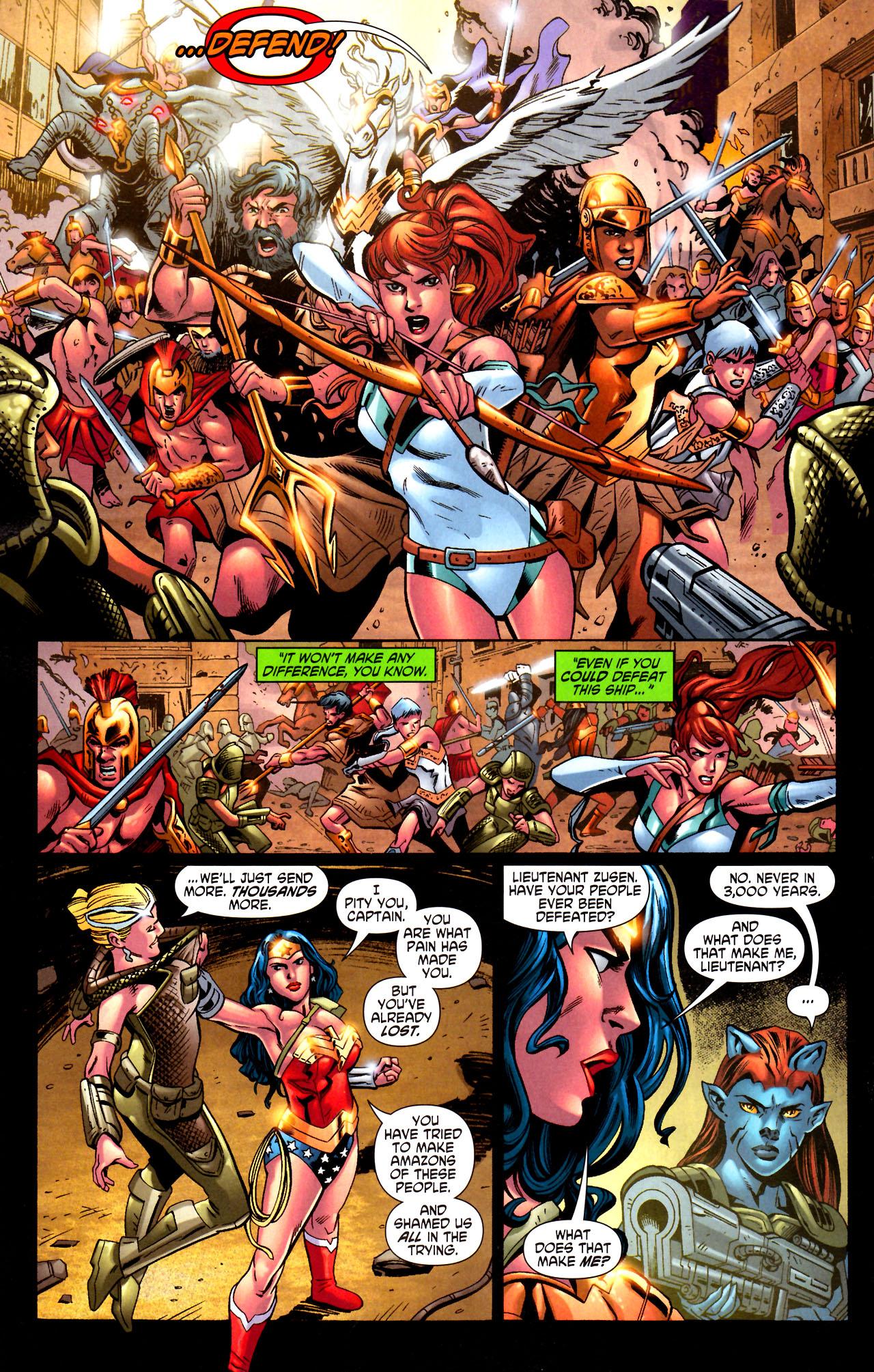 Read online Wonder Woman (2006) comic -  Issue #44 - 20