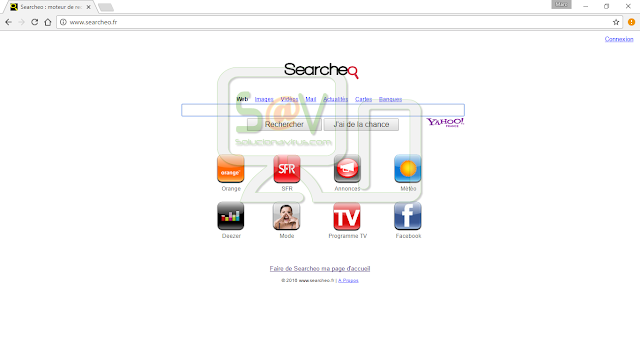 Searcheo.fr (Hijacker)