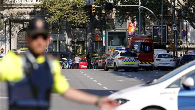 Reckless driver and Van plows into crowd in Spain's Barcelona, killing 13