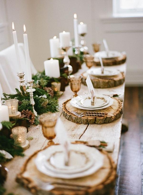 Dekoracja stołów zimowe wesele, Organizacja ślubu i wesela zimą, Zimowe Panny Młode, Zimowe inspiracje na ślub, Zimowy Ślub,