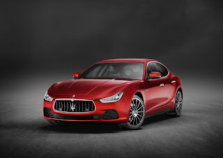 Maserati's Ghibli sedan is something special