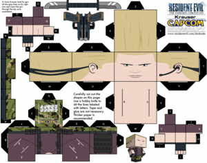 Cubeecraft Resident Evil - Krause