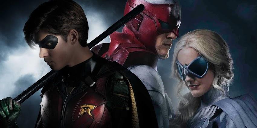 Titans : Ecco Nuove Foto Del Film Live Action Di Teen Titans Go
