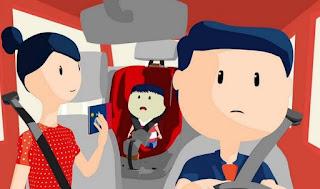 Les petites astuces pour lutter contre le mal des transports