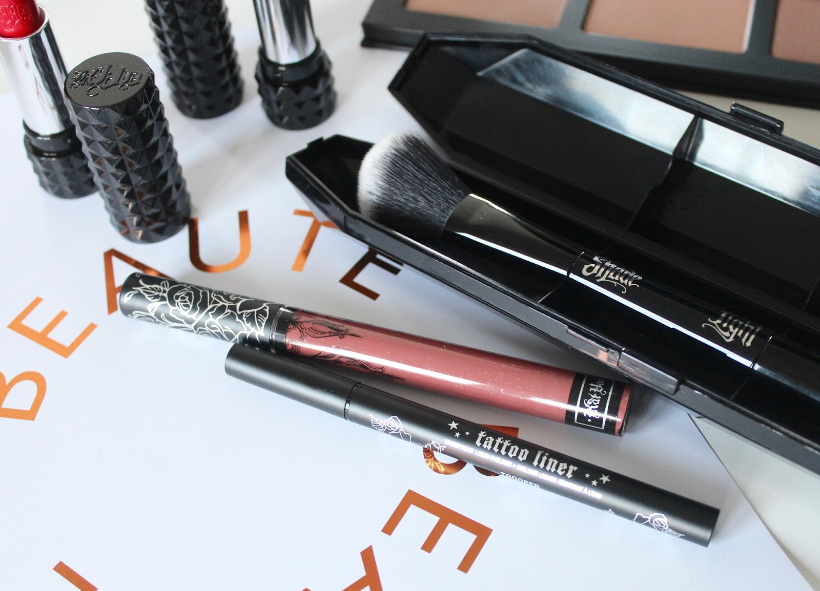 Kat Von D Iconic Beauty Products