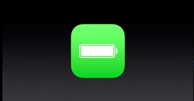Bateria - iOS 9
