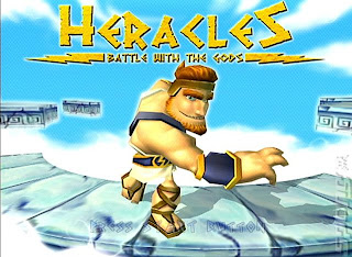 Heracles Battle With The Gods Pc Game Free Download