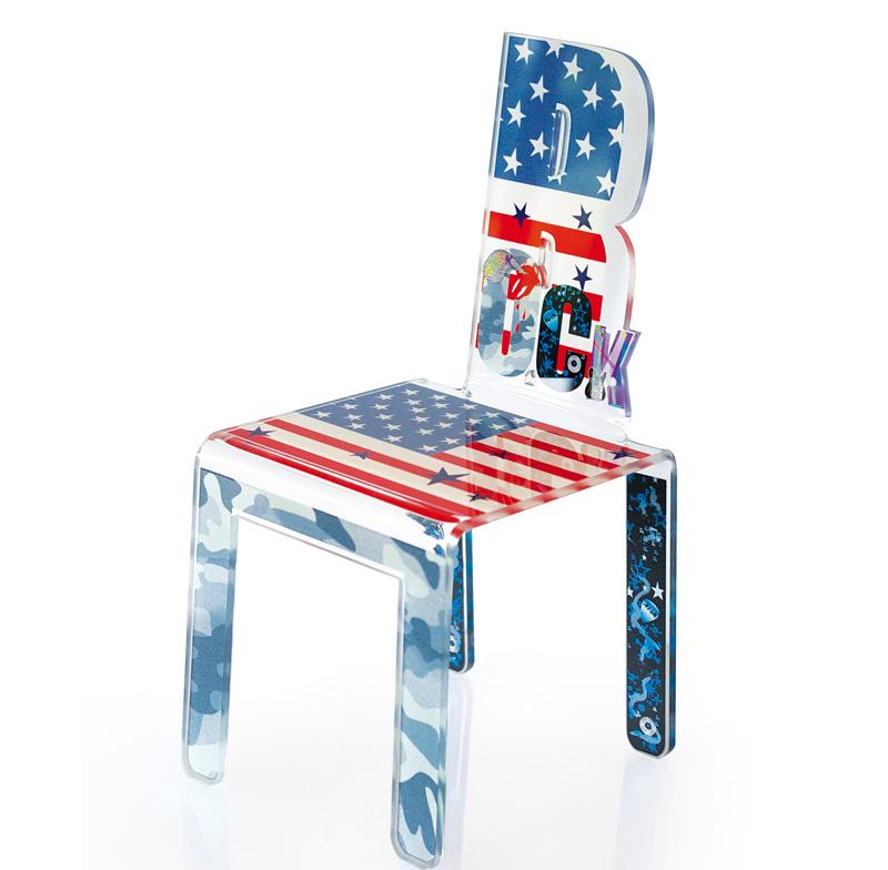 fun acrylic chairs