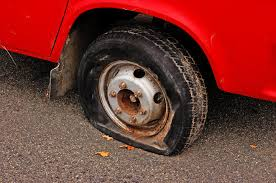How To Change Car Tire In ONLY 20 Minutes